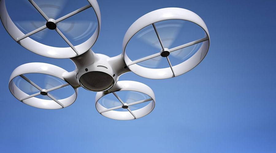 区块链技术推进无人机产业发展