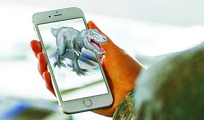 Android手机将支持AR,AR技术再添一把火