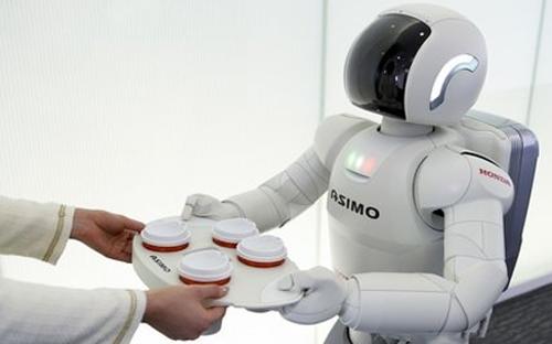 机器人来了