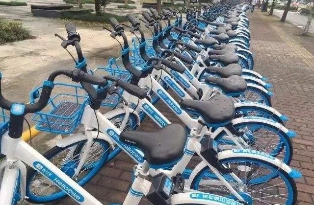 信用骑:共享单车的未来