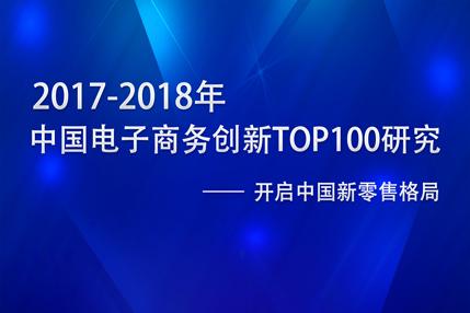 2017-2018年中国电子商务Top100研究