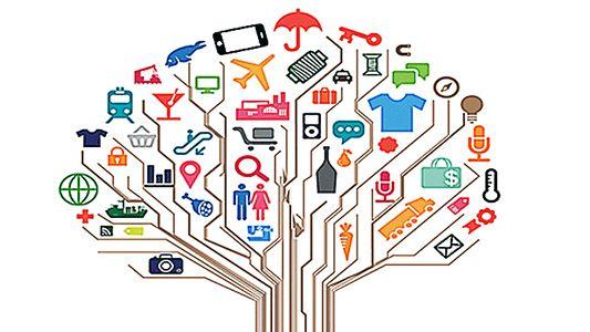 一份来自物联网的深度报告:万物互联互通全景图