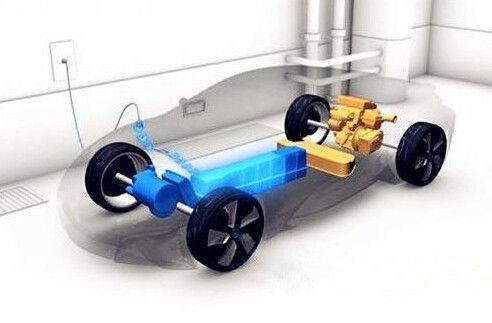 新能源汽車動力系統5家典型企業