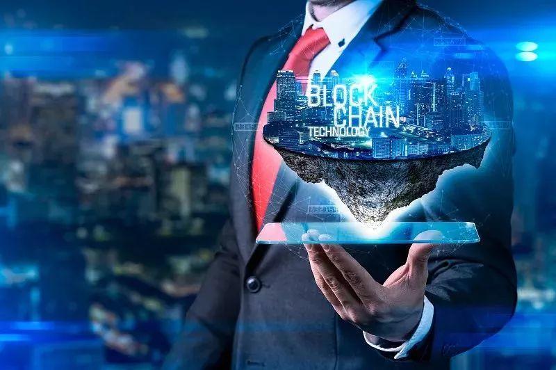 中国互联网巨头们的区块链布局