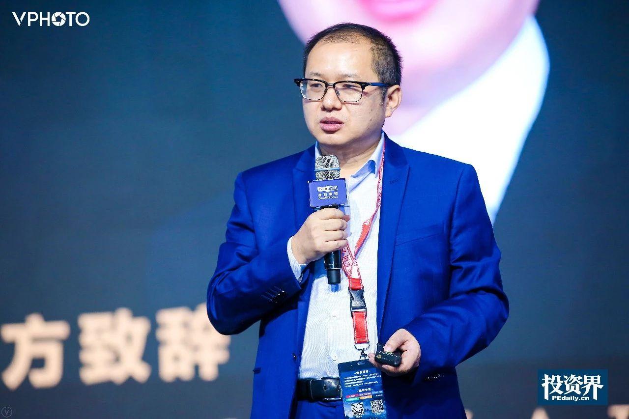 倪正东:今年10家VC/PE的IPO账面回报超100亿,头部基金有钱投不出去